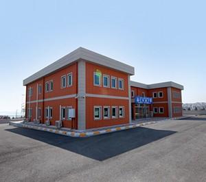 Yönetim ve Ofis Yapıları
