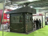 B7 Zırhlı Güvenlik Kabini