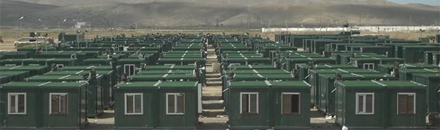 Savunma ve Askeriye için Kamplar