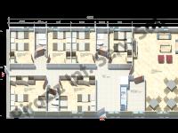 Prefabrik Sosyal Ve Ortak Yaşam Binaları