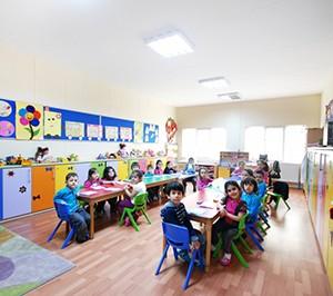 Okul ve Kreş Binaları