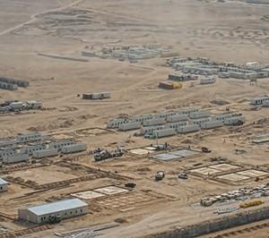 Petrol ve Gaz Projeleri için Kamplar